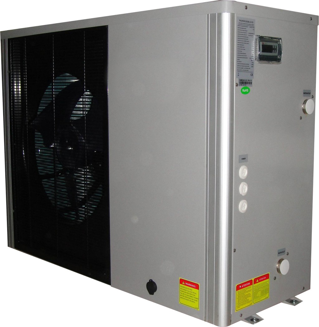 Polaris series heat pump