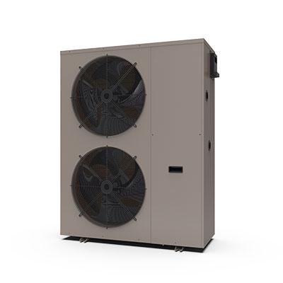 Toplotna pumpa vazduh-voda (EVI serija) do - 30°C